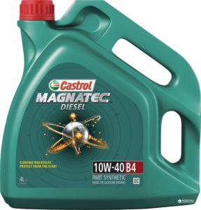 Castrol MAGNATEC DIESEL 10w-40 B4