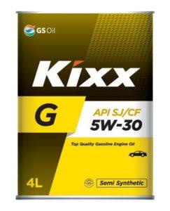 Kixx G 5W-30