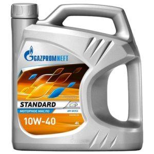 Газпромнефть 10w40 Standard