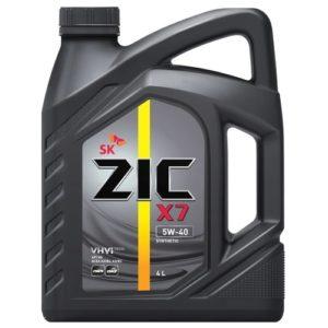 ZIC X7 5W-40