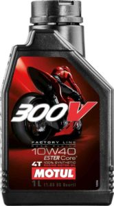 Motul 300V Factory Line Road Racing 10-W40