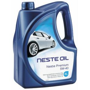 Neste Premium 5w40